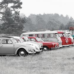 Volkswagen meeting Radio Kootwijk