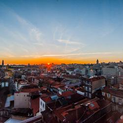 Avond in Porto