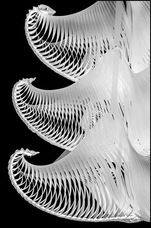 ddw-08 - De lichtobjecten van de Dutch Design Week 2012 riepen bij mij mij heel wat beelden op van de spannende onderwaterexpedities van Jacques Coust