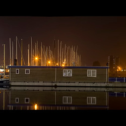 Delfzijl Haven Pano, HDR/DRI