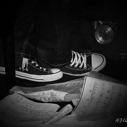 De voeten van Jan Vayne