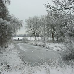 Sneeuw voor Ruud