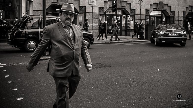 Berkeley Square, London -
