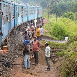 Bewerking: Langs het spoor 2