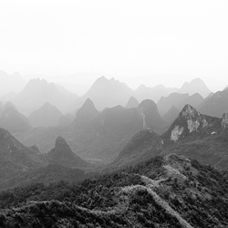 Mountains of Guilin