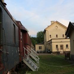 Hombourg , verlaten station