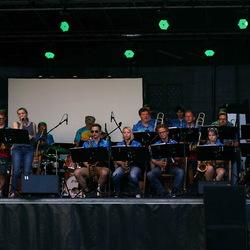 Concert in Passau.