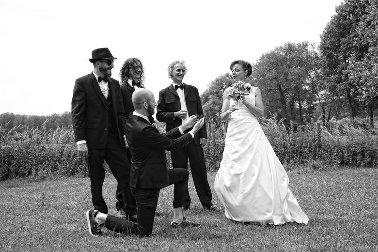 Keuze te over - Het huwelijks feest van de kabouter<br /> location shoot on demand
