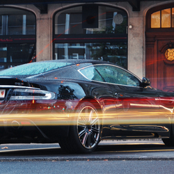 Aston Martin DBS.