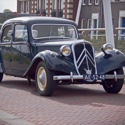 Citroën 11CV Traction Avant 1955