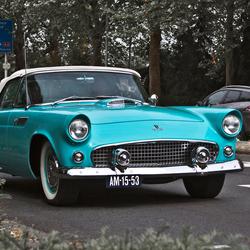 Ford Thunderbird Convertible 1955 (5882)