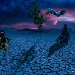 Horror Desert