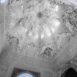 De Comares toren in het Alhambra.