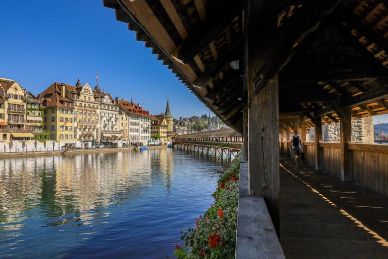 Luzern - De prachtige stad Luzern