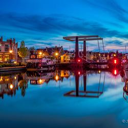 Lemmer(Friesland) Het Dok