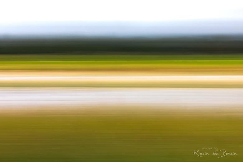 Graslandschap! -