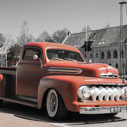 Ford F1 1951 old style