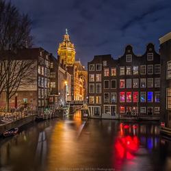 Amsterdam by night III
