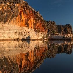 Geikie Gorge National Park - West-Australie