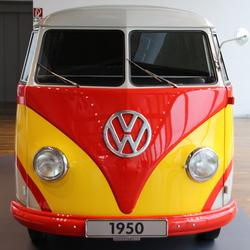 VW bus uit 1950