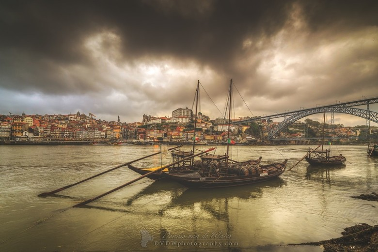 """Rabelo boten in de Douro - <a href=""""https://dvdwphotography.com/2019/06/04/porto-a-small-selection/"""">https://dvdwphotography.com/2019/06/04/porto-a-sm"""