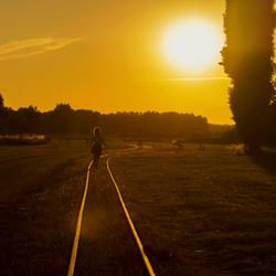 We lopen richting het einde ....