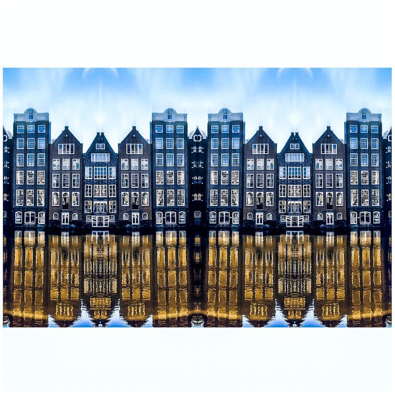 Amsterdam - Amsterdam shotwithiphone in Corona tijd.
