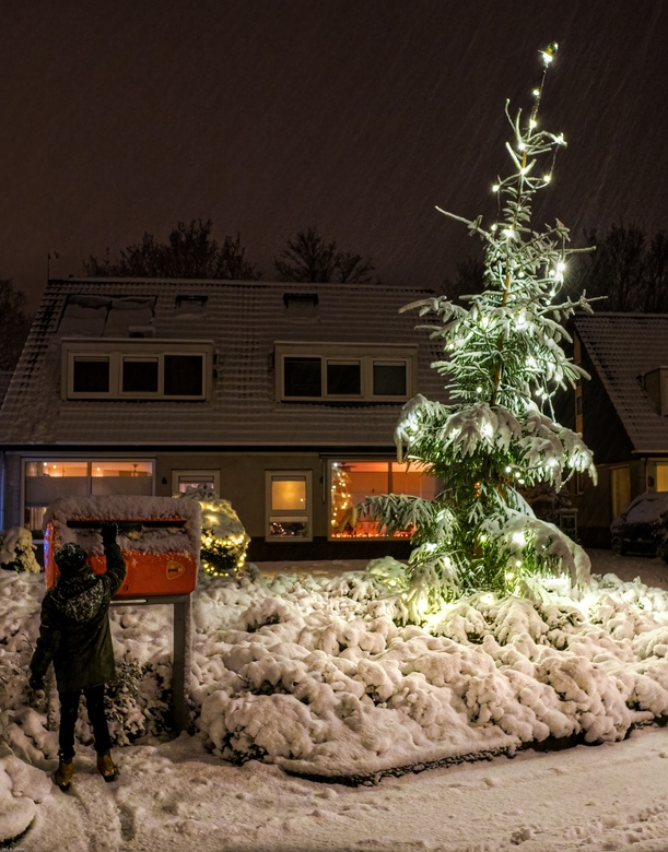 Bijna Kerst  -