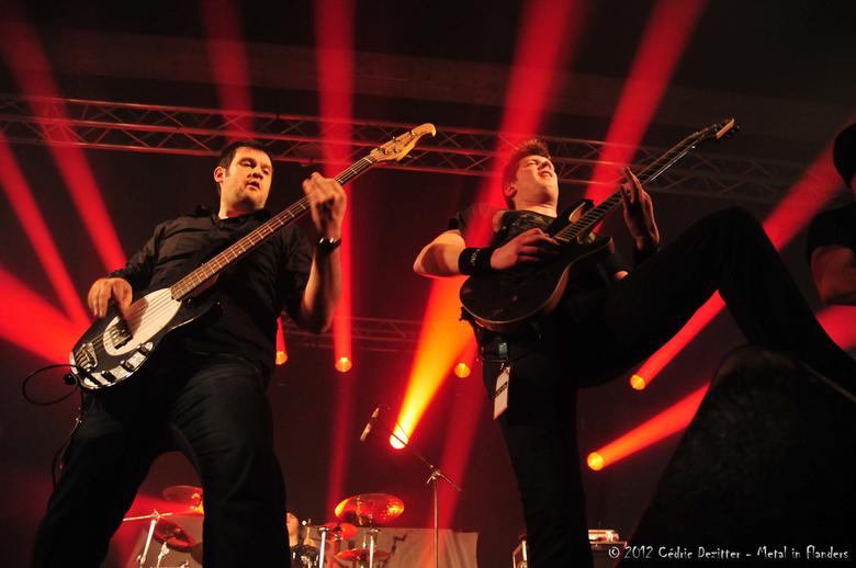 Spoil Engine - Extra 02.jpg - 'Spoil Engine' - een Belgische metal band - speelde op 'Metal in Flanders Fest' in de Qubus in Ouden