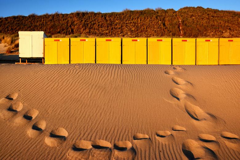 """Footprints - Dank voor jullie reacties op """"Secret sand"""""""