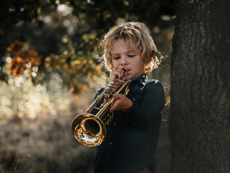 Boris - Trompetter in de herfst