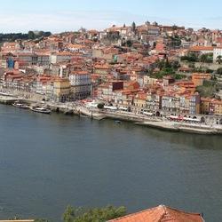 Porto van links naar rechts