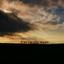 Donkere en lichte wolken