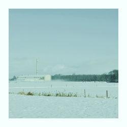 Sneeuw en mist II