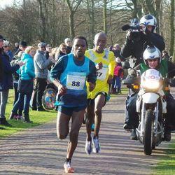 Halve marathon Egmond aan Zee