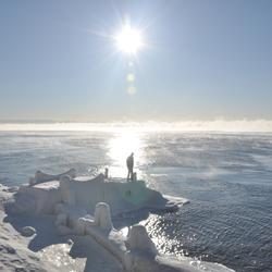 -30 C @ Lake Baikal