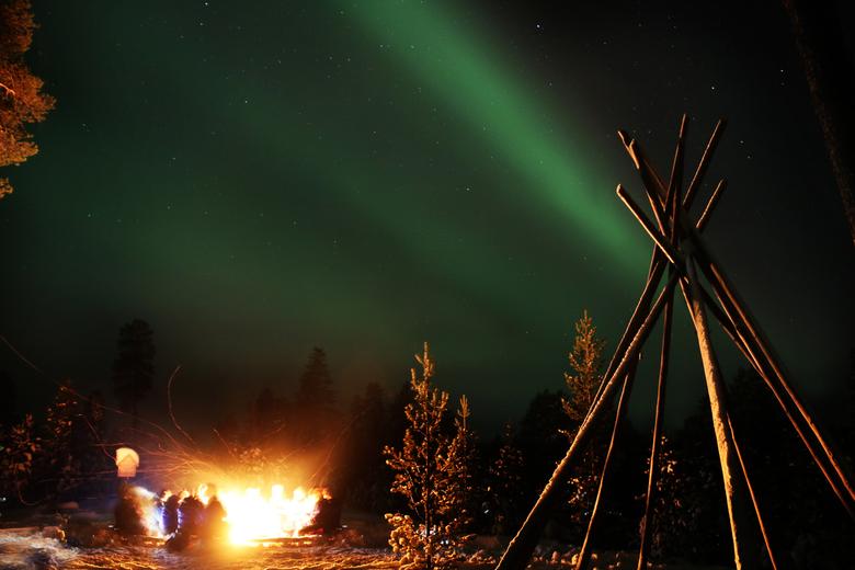 Noorderlicht - Winters Finland