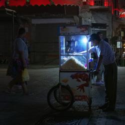'Popcorn of the night'