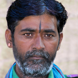 Indische man