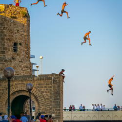 Castle Jumping