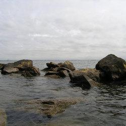 IJselmeer vanaf Uitdammerdijk