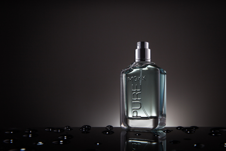 Mexx Pure bottle