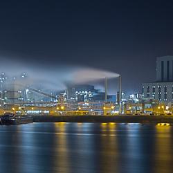 Europoort,maasvlakt en Botlek bij nacht 1