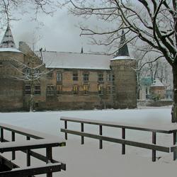 Winters kasteel