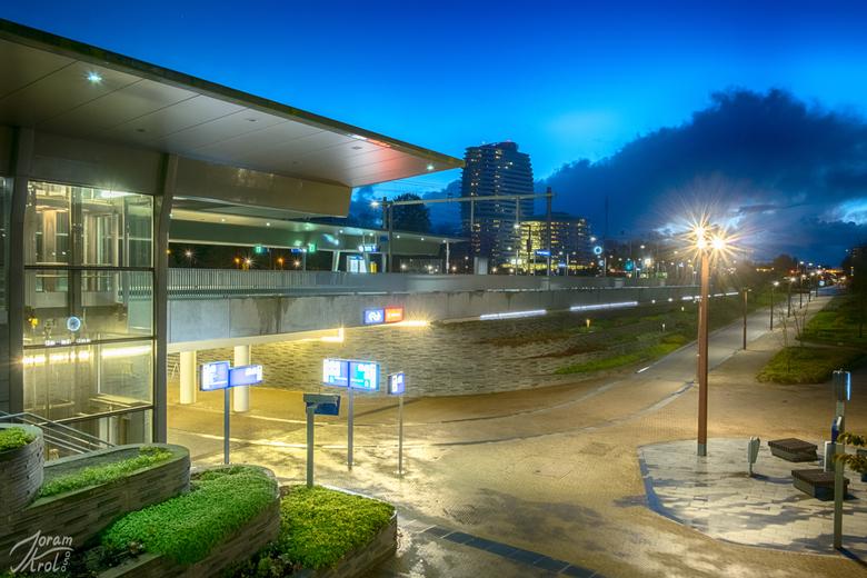Station Europapark -