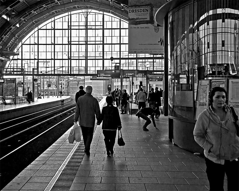 Berlijn 69 - Hauptbahnhof Berlijn