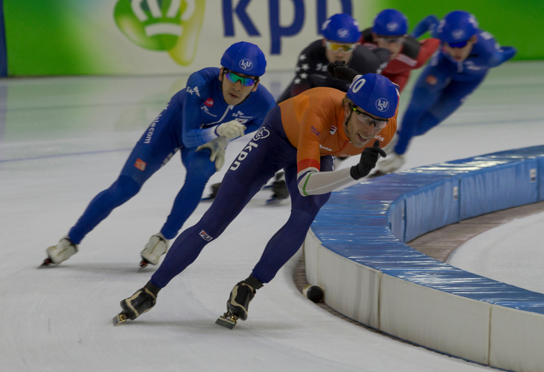 Thialf World Cup Mass-Start