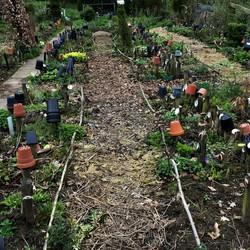 bijzonder manier van tuinieren