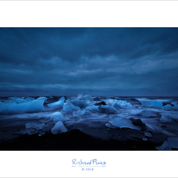 Daimond Beach Blue Hour