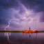 Onweer Harlingen